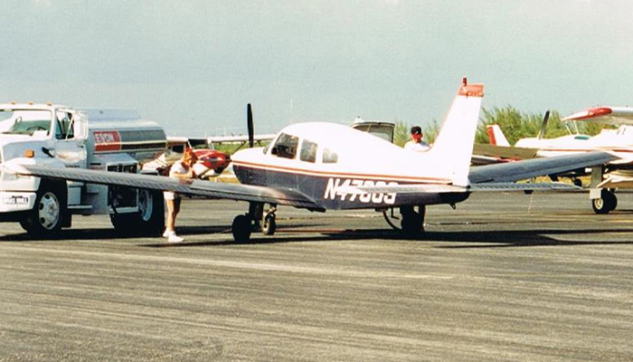 Piper Warrior Preflight